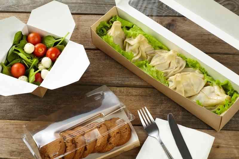 Готовые блюда и Салаты