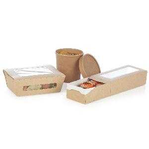 hot and cold 300 - Биоразлагаемая упаковка DOECO Organic