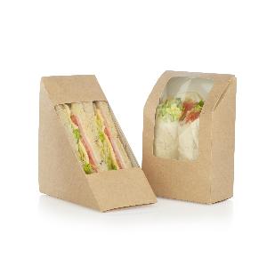 sandwich300 - Биоразлагаемая упаковка DOECO Organic
