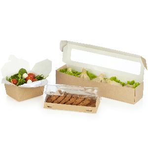universal300 - Биоразлагаемая упаковка DOECO Organic