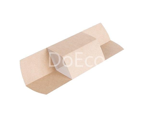 eco sleeve doeco 1 600x486 - Подложки с кольцом ECO SLEEVE для сэндвичей, роллов, багетов