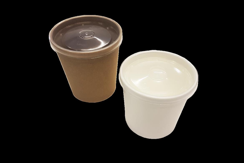 В линейке DoECO появились упаковки для супов с новыми крышками