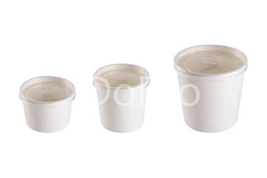 eco soup econom doeco 2 - Контейнеры для супа ECO SOUP 26W ECONOM 760 мл белый