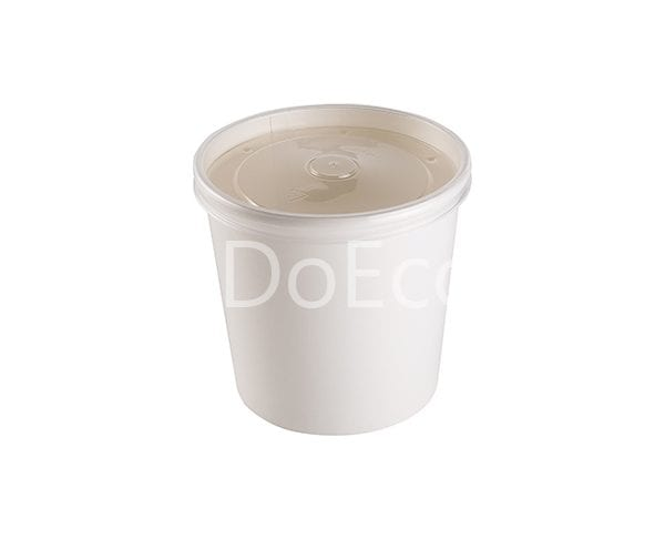 eco soup econom doeco 3 600x486 - Контейнеры для супа ECO SOUP 26W ECONOM 760 мл белый
