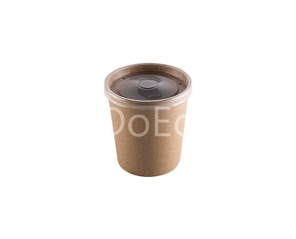 eco soup econom doeco 6 600x486 - Контейнеры для супа ECO SOUP 16C ECONOM 445 мл крафт