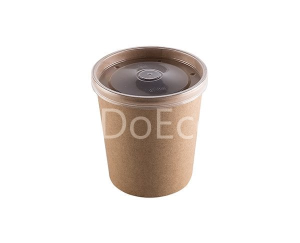 eco soup econom doeco 8 600x486 - Контейнеры для супа ECO SOUP 16C ECONOM 445 мл крафт