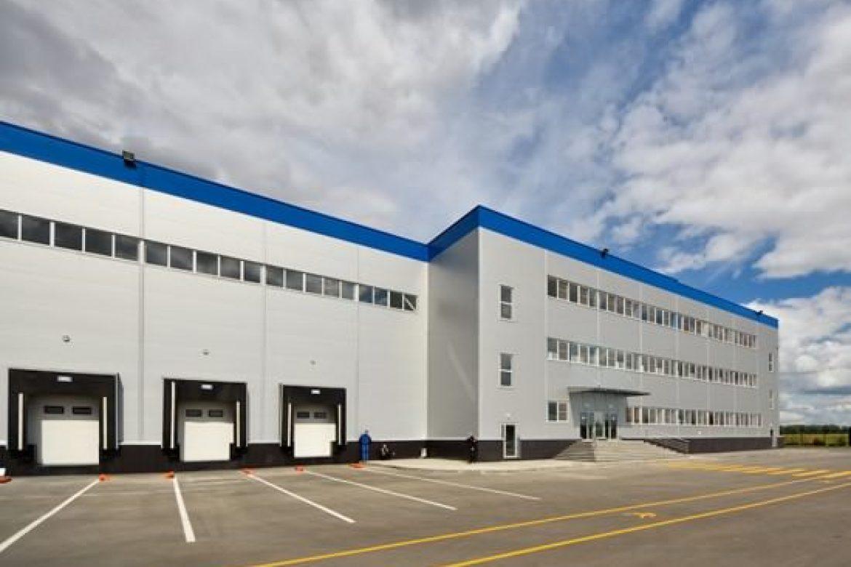 У GDC открылся новый склад