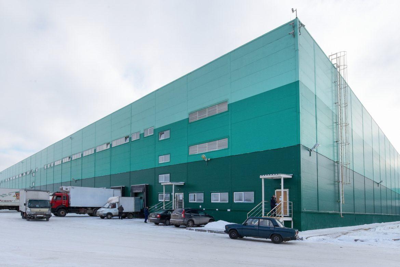 Новый склад – новые возможности. GDC завоёвывает Екатеринбург