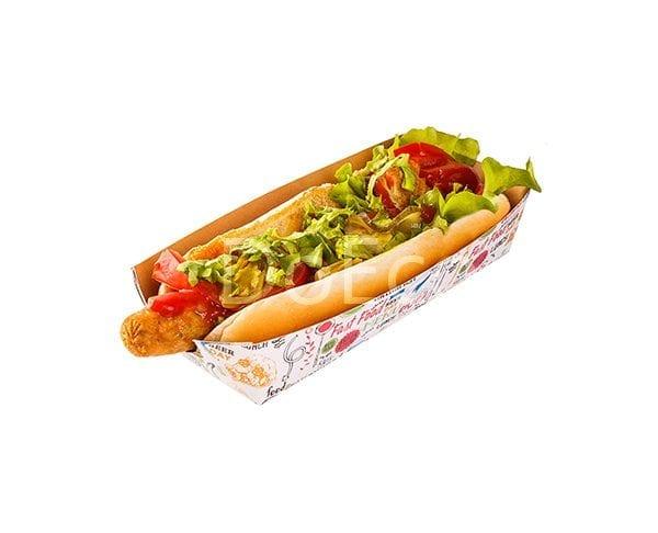 Eco hd hot dog enjoy doeco 600x486 - Лотки ECO HD Enjoy для хот-догов