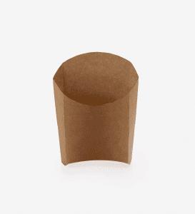 Fries pure kraft 273x300 - DoECO разработал новую линию упаковки Pure Kraft