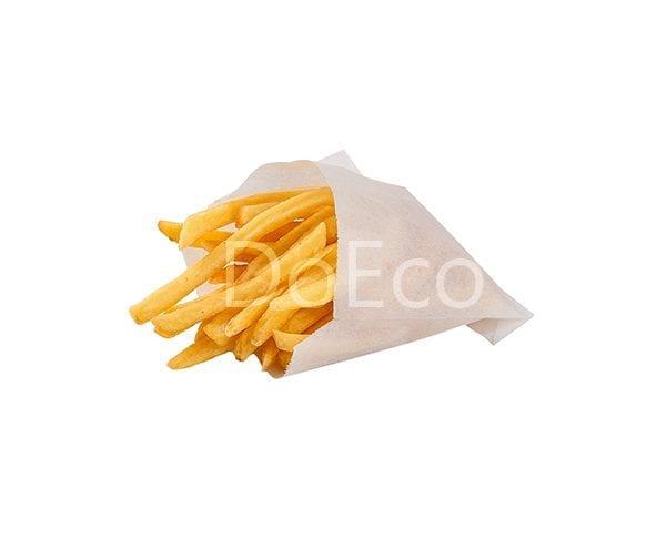 eco fry bag doeco 600x486 - Sacchetto di carta per fritti