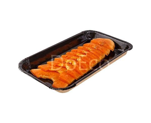"""eco platter black edition doeco 600x486 - Vassoio universale per alimenti """"Black Edition"""""""