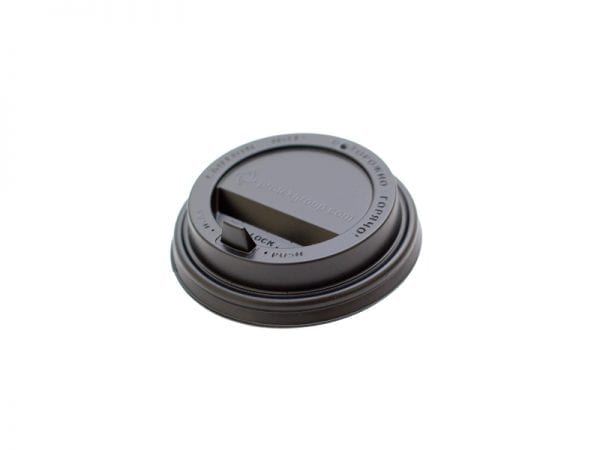 black lid pit 2 600x450 - Reclosable Cup Lid with Hinged Tab – Black