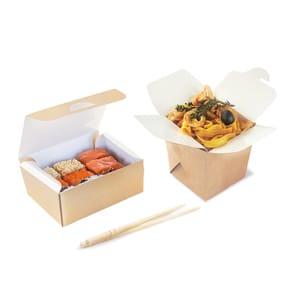 300х300 sushinoodles doeco - Биоразлагаемая упаковка DOECO Organic