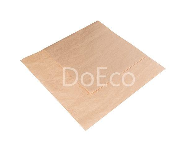 eco wraping paper doeco 3 600x486 - Оберточная бумага ECO PAPWRAP K 300 для сэндвичей, бургеров, фаст-фуда