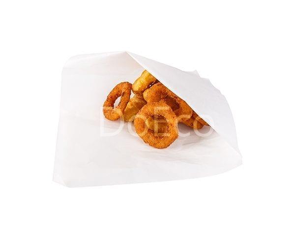 eco wraping paper doeco 4 600x486 - Оберточная бумага ECO PAPWRAP W 305 для сэндвичей, бургеров, фаст-фуда