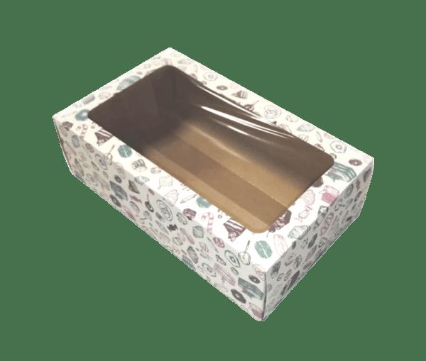 sweet4 600x509 - Упаковка ECO MB 6 Sweet для макарони