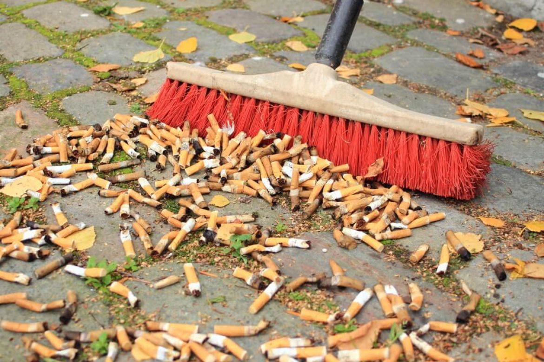 10 фактов о сигаретах, окурках и о том, как они вредят окружающей среде