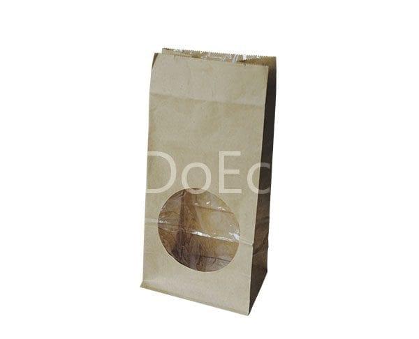 6798 600x486 - Бумажные пакеты BAG RW 250 с окном